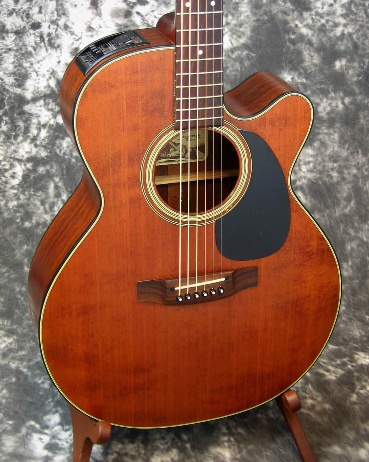 good used takamine ef440scgn acoustic electric guitar w ohsc reverb. Black Bedroom Furniture Sets. Home Design Ideas