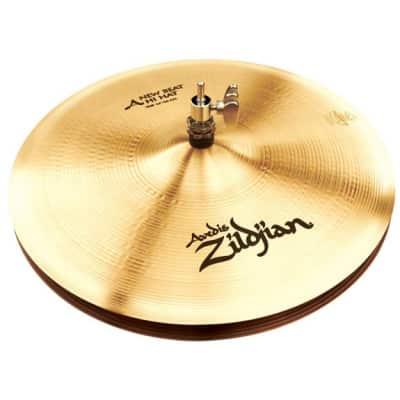 "Zildjian 14"" Inch A New Beat Hi-hat"