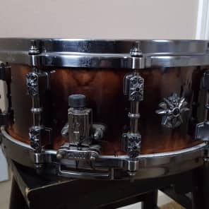 "Tama Warlord Collection Masai 6x14"" Bubinga Snare Drum"