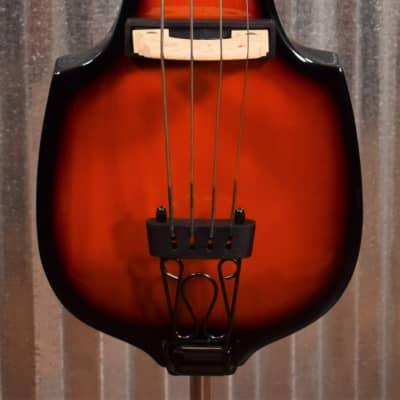 Palatino VE-500 Electric Upright Bass Sunburst & Bag #2
