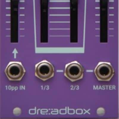 Dreadbox Nostalgia 3-stage looping delay module {Mawlee's Moon}