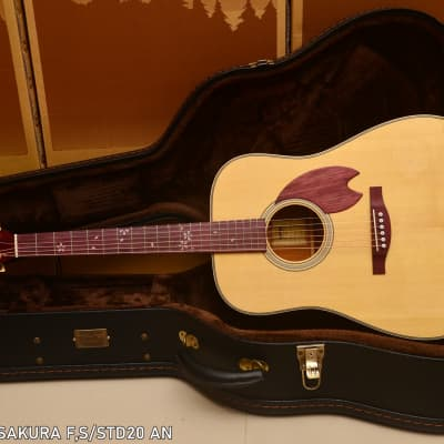 Headway HD-SAKURA F,S/STD20 2020 limited model with hardcase for sale