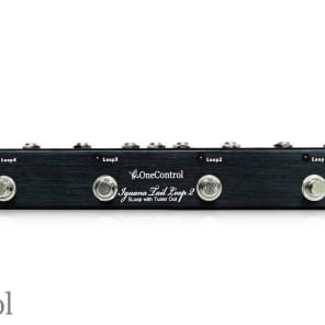 One Control OC5II Iguana Tail Loop 2 - Pedal Switcher - 5/CH 5/DC