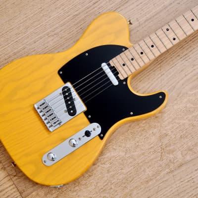 2015 Schecter PT Standard Electric Guitar Butterscotch T-Style Near Mint Japan