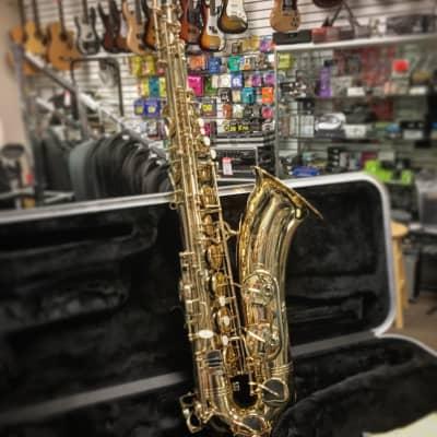Antigua Winds TS 3100 Tenor Saxophone  lacquered brass sax