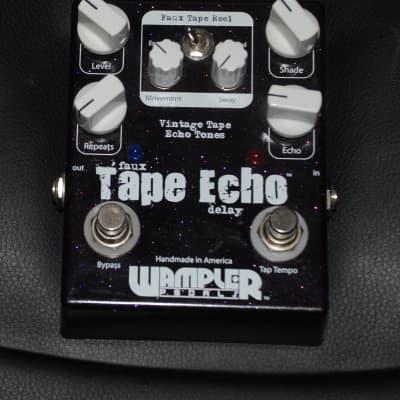 Wampler Faux Analog Tape Echo