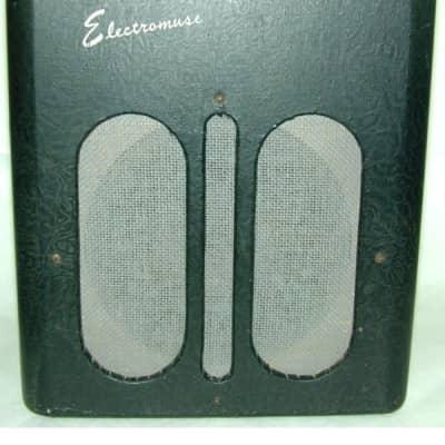 Electromuse Amplfier dark green for sale