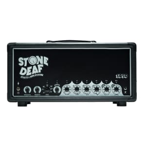 Stone Deaf FX SD50 50-Watt Digitally Controlled Analog Valve Guitar Head