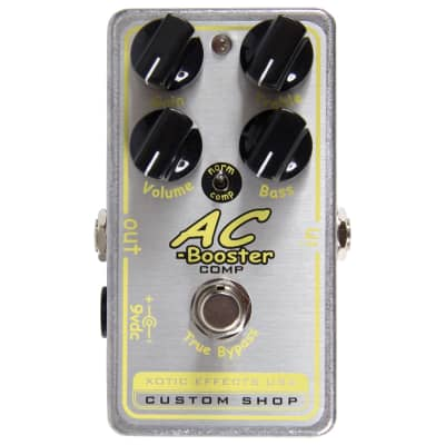 Xotic AC-Comp effects pedal for sale