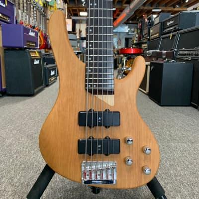 Washburn XB-600 6 String Bass - Korea with Original Hardshell Case for sale