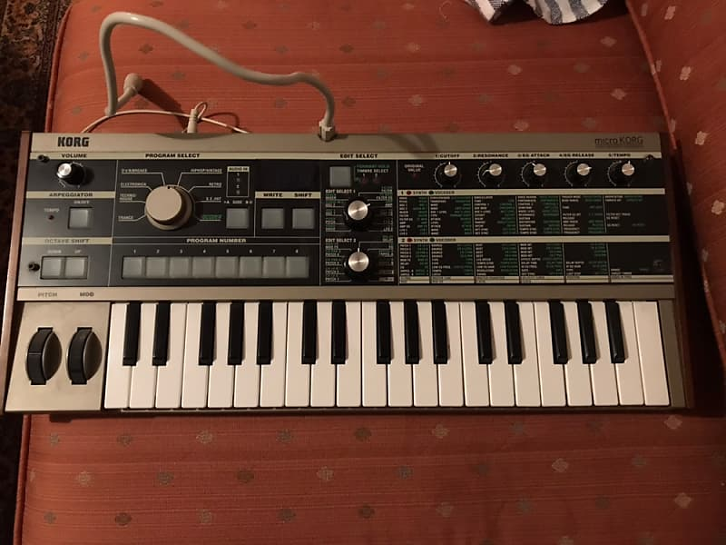 Korg microKORG Synthesizer/Vocoder | Joey's House Of Gear | Reverb