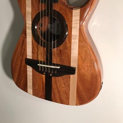Acoustic  Kunzguitar  2020 Lacquer