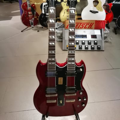 Gibson EDS-1275 Double Neck  2016 Heritage Cherry for sale