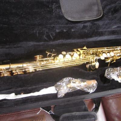 Ravel RSS301NP Soprano Saxophone #L005