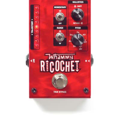 Digitech Whammy Ricochet Pitch Shifter Pedal for sale