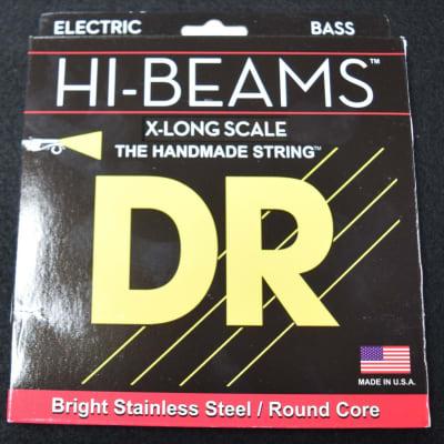 DR Hi-Beams (4 String) X-Long, 45-105