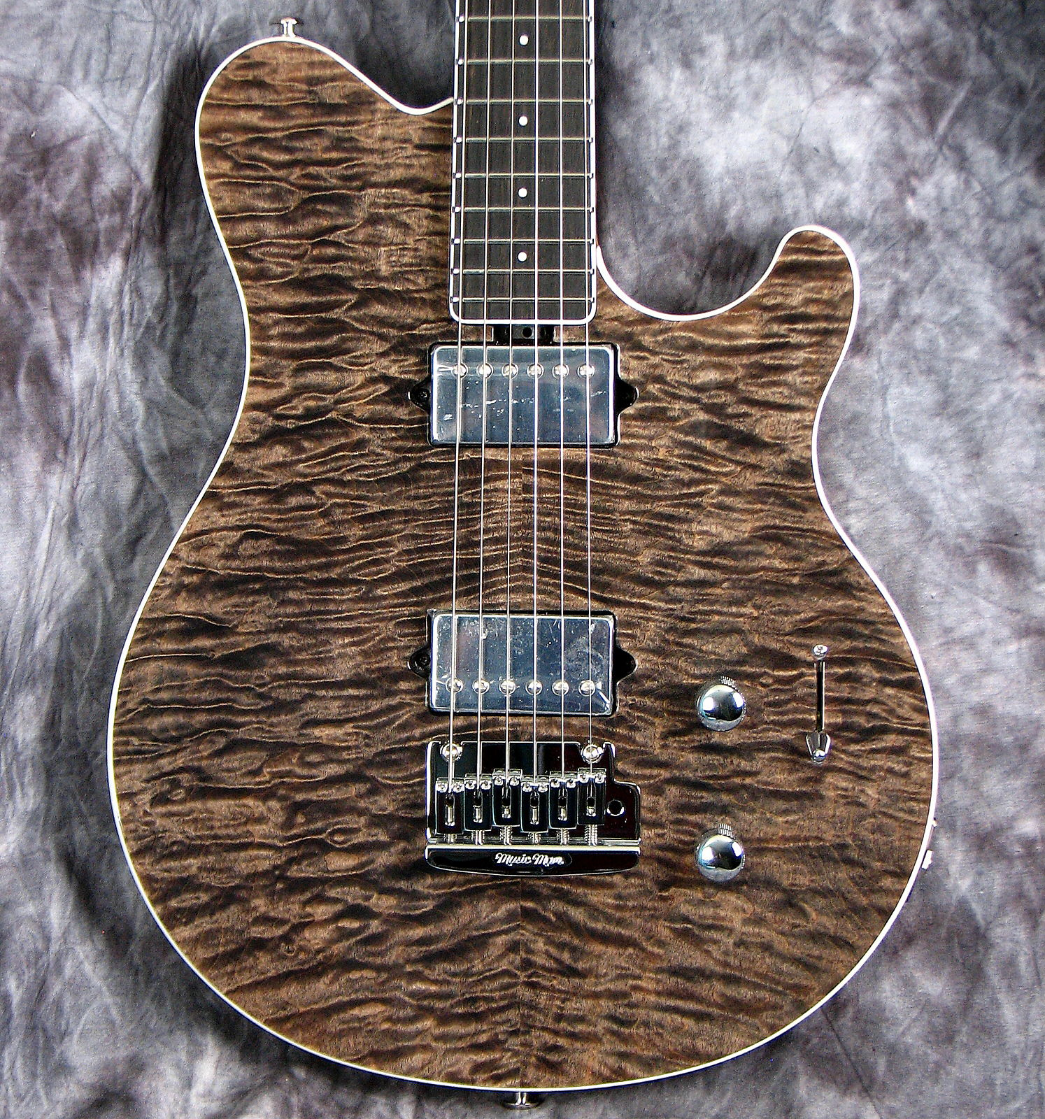 ernie ball music man axis super sport hh bfr trans light reverb. Black Bedroom Furniture Sets. Home Design Ideas