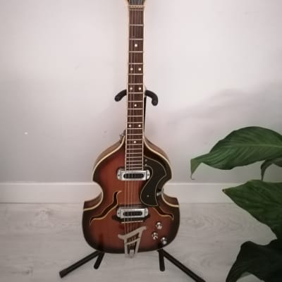 Migma Violin Guitar First 60s (like Höfner of The Beatles) for sale