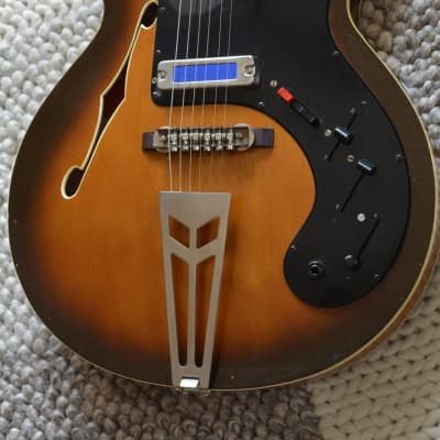 Alte Gitarre Guitar E-Gitarre Defil for sale