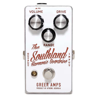 Greer Amps Southland Harmonic Overdrive image