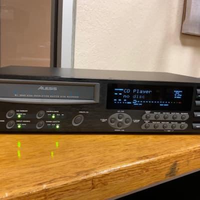Alesis Masterlink ML-9600 High-Resolution Master Disk Recorder