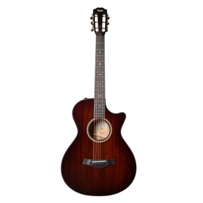 Taylor 522ce 12 Fret Grand Concert Acoustic Electric Guitar