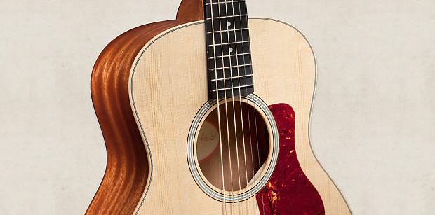 taylor gs mini acoustic guitar spruce top w bonus ris picks reverb. Black Bedroom Furniture Sets. Home Design Ideas