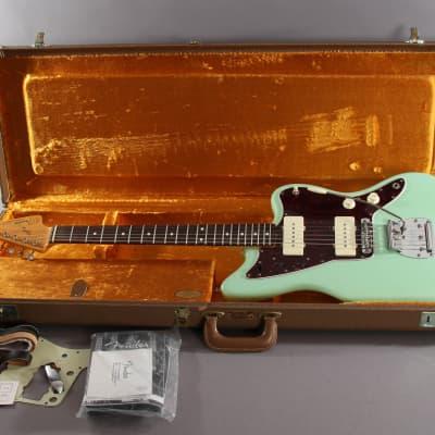 2005 Fender American Vintage 1962 Reissue Jazzmaster Surf Green '62 AVRI for sale