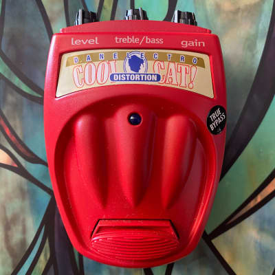 Danelectro Cool Cat Distortion CD–1