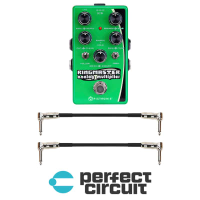 Pigtronix Ringmaster Harmonizing Ring Modulator