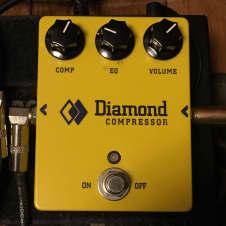 Diamond Compressor CPR-1 Yellow