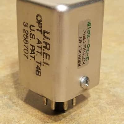 Rebuild Your Teletronix, Urei or Universal Audio T4B Unit - Flat Fee
