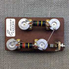"Emerson Custom Les Paul Long Shaft 3/4"" Prewired Kit image"