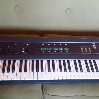 Ensoniq ESQ-1 Synth W/ Sequencer Expander PLUS Memory Cartridge