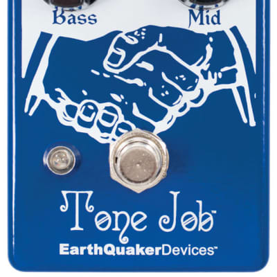 Earthquaker Devices Tone Job V2 Boost Version 2 for sale