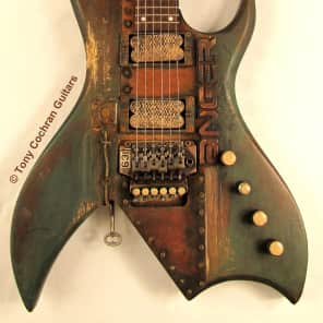 Tony Cochran Guitars Custom #63