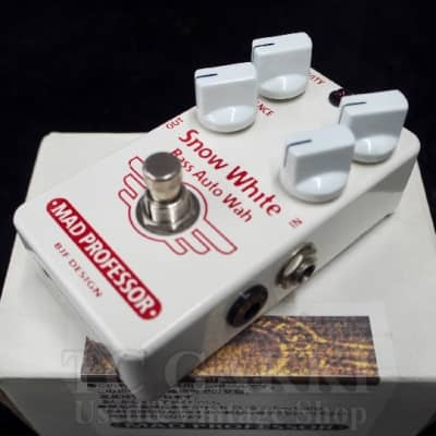 MAD PROFESSOR Snow White Bass Auto Wah  Hand Wired ver for sale