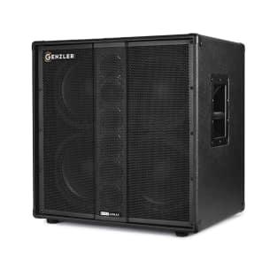 """Genzler Amplification BA410-3 4x10"""" 1000-Watt 4 Ohm Bass Array Extension Cabinet"""