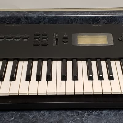Vintage Korg X3 Workstation Synthesizer With MIDI/Sequencing/Programs/Combos