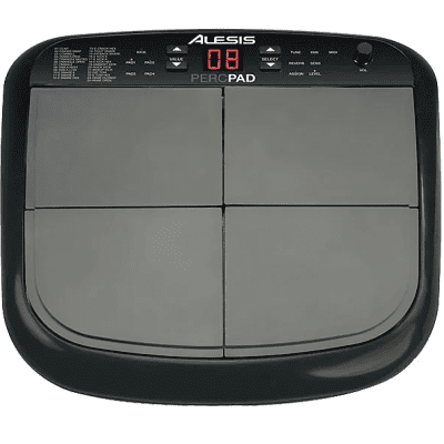 Alesis PercPad 4-Zone Electronic Drum Pad
