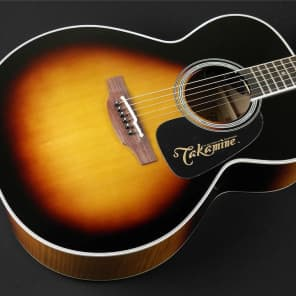 Takamine P6NC-BSB Pro Series NEX Acoustic/Electric Cutaway - Brown Sunburst (382) for sale