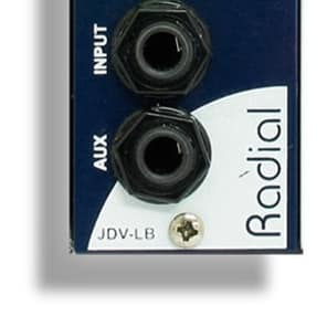 Radial Workhorse JDV 500-Series Active Direct Box