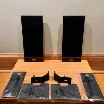 KEF T-Series Model 101 Home Theatre 5.1 System with Powered Sub and Bonus Onkyo TX-SR506 AV Receiver