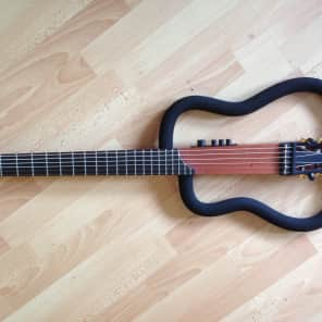 FRAME Works Nylon Baritone Left-Handed w RMC-Pickup for sale