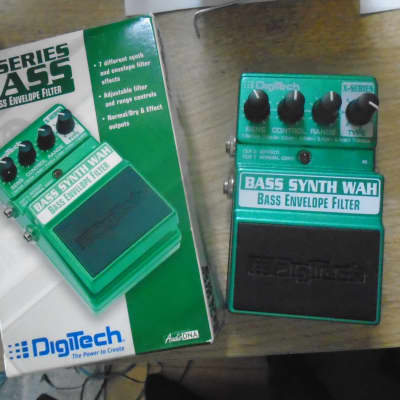 Digitech Bass Synth Wah Discontinued for sale