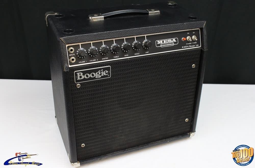 vintage 1984 mesa boogie sob son of boogie tube combo guitar reverb. Black Bedroom Furniture Sets. Home Design Ideas