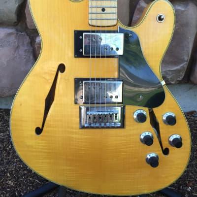 Fender Starcaster 1976 Natural for sale