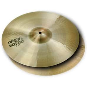 "Paiste 16"" Giant Beat Hi-Hat Cymbals (Pair)"