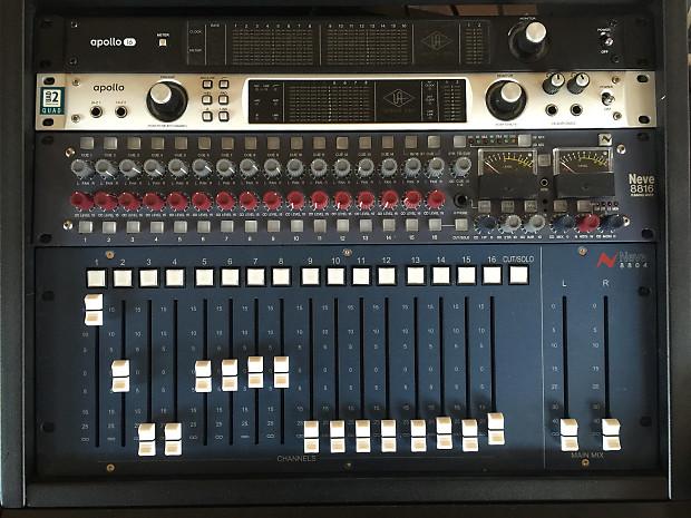 AMS Neve 8804 Fader Pack | Rev...