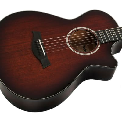 Taylor 522CE V-Class 12 Fret Grand Concert Acoustic Electric